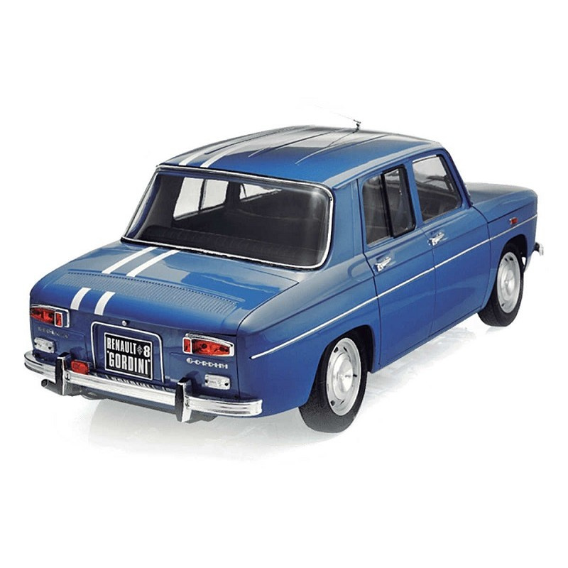 Macheta auto Renault 8 Gordini 1300 kit 1967, 1:8 Eaglemoss