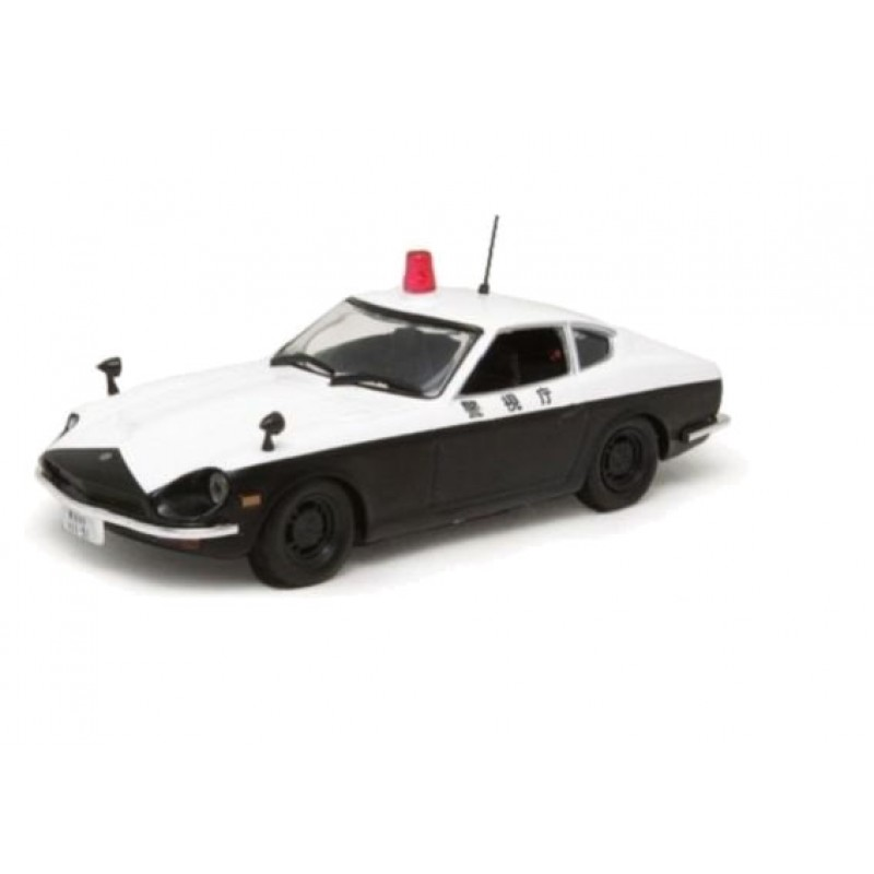 Macheta auto Nissan / Datsun Fairlady 1972 Japan Police, 1:43 Deagostini/IST