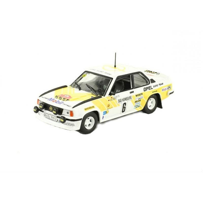 Macheta auto Opel Ascona 400 1981 #32, 1:43 Eaglemoss - Colectia Raliul Monte Carlo