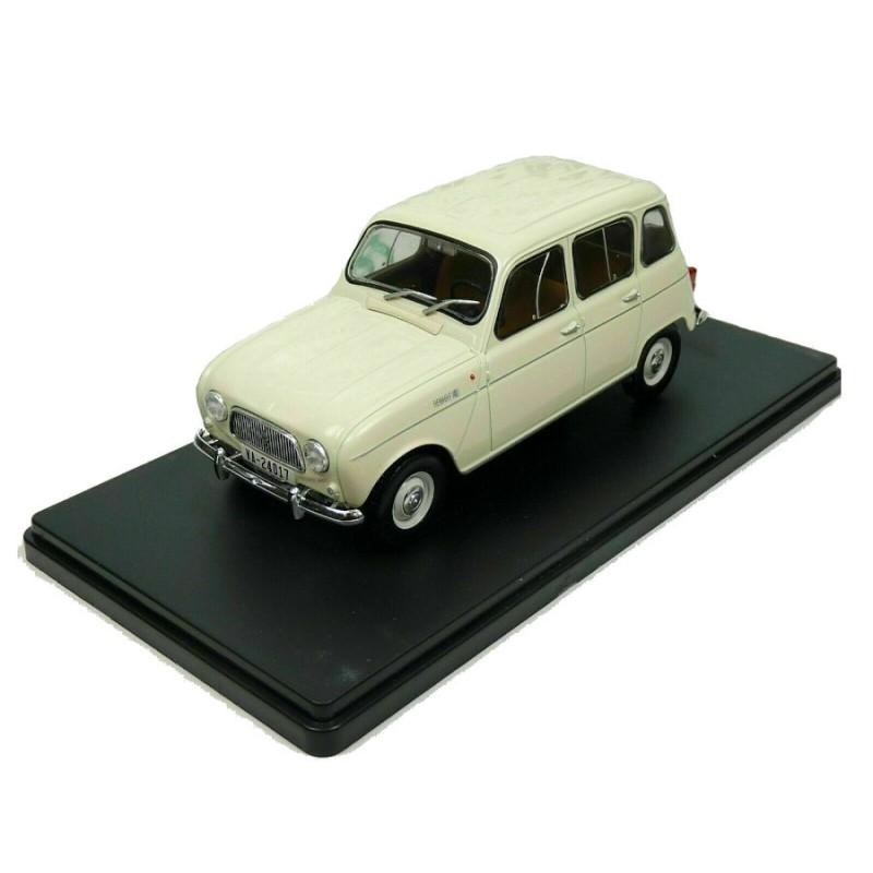 Macheta auto Renault 4 4L 1964, 1:24 Colectia Automobile de Neuitat – World – Hachette