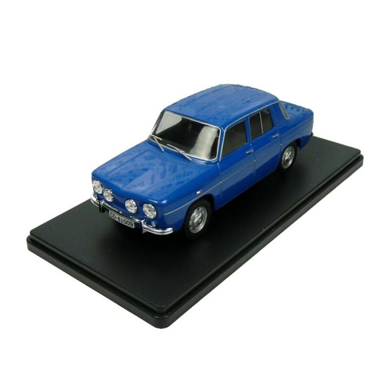 Macheta auto Renault 8 TS 1968, 1:24 Colectia Automobile de Neuitat – World – Hachette