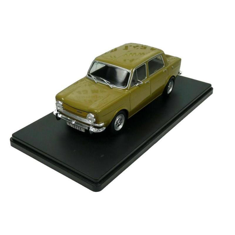 Macheta auto Simca 1000 1969, 1:24 Colectia Automobile de Neuitat – World – Hachette
