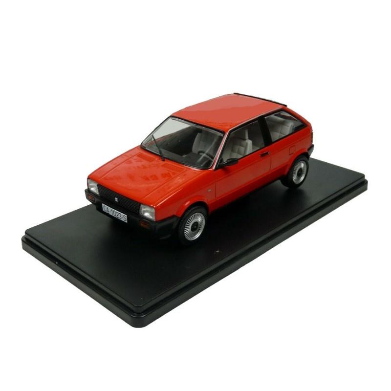 Macheta auto Seat Ibiza 1984, 1:24 Colectia Automobile de Neuitat – World – Hachette