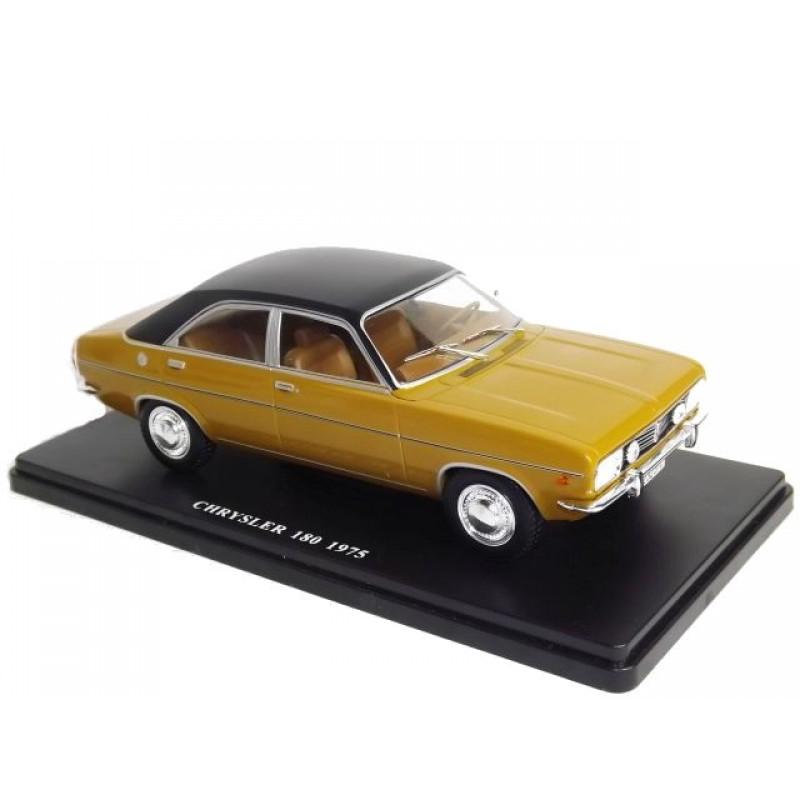 Macheta auto Chrysler 180 1975, 1:24 Colectia Automobile de Neuitat – World – Hachette