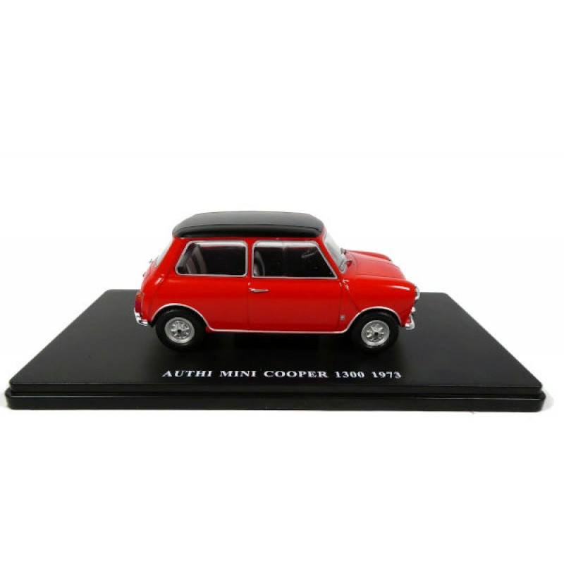 Macheta auto Mini Cooper 1360 1973, 1:24 Colectia Automobile de Neuitat – World – Hachette