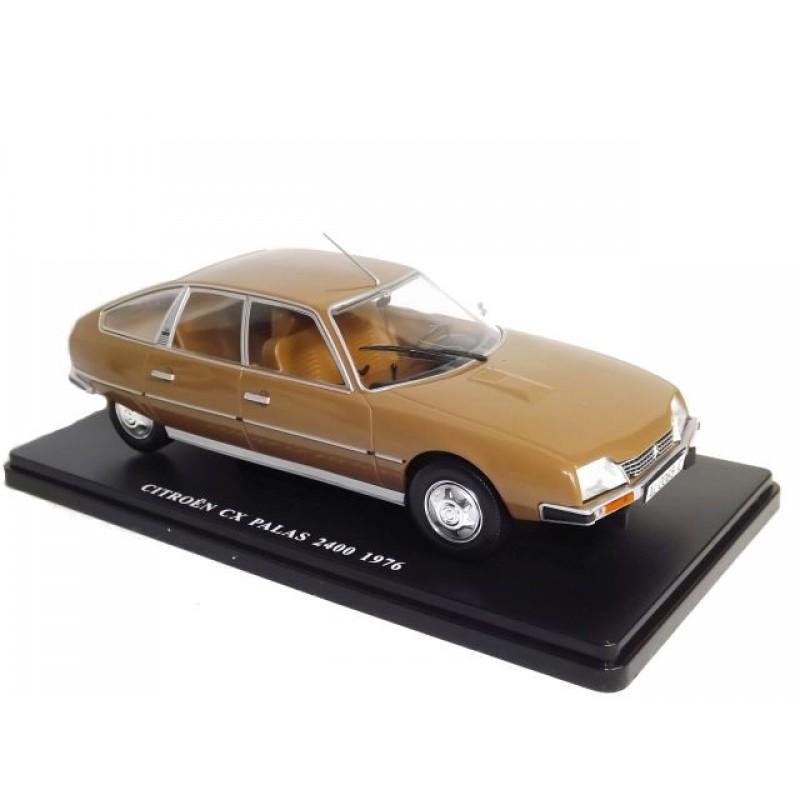 Macheta auto Citroen CX Pallas 2400 1976, 1:24 Colectia Automobile de Neuitat – World – Hachette