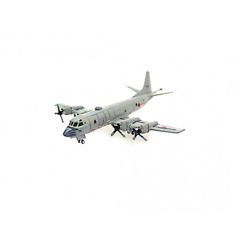 Macheta Avion Lockheed P-3C Orion, Colectie machete militare Armata Japoneza JSDF46, 1:250 Deagostini