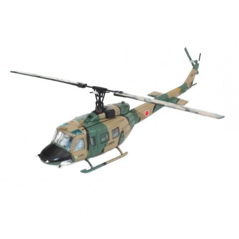 Macheta Elicopter Bell UH-1J Huey, Colectie machete militare Armata Japoneza JSDF50, 1:100 Deagostini