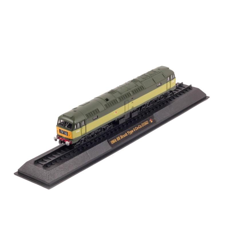 Locomotive Celebre Nr.22 - BR Brush Type 4 , 1:76 Amercom