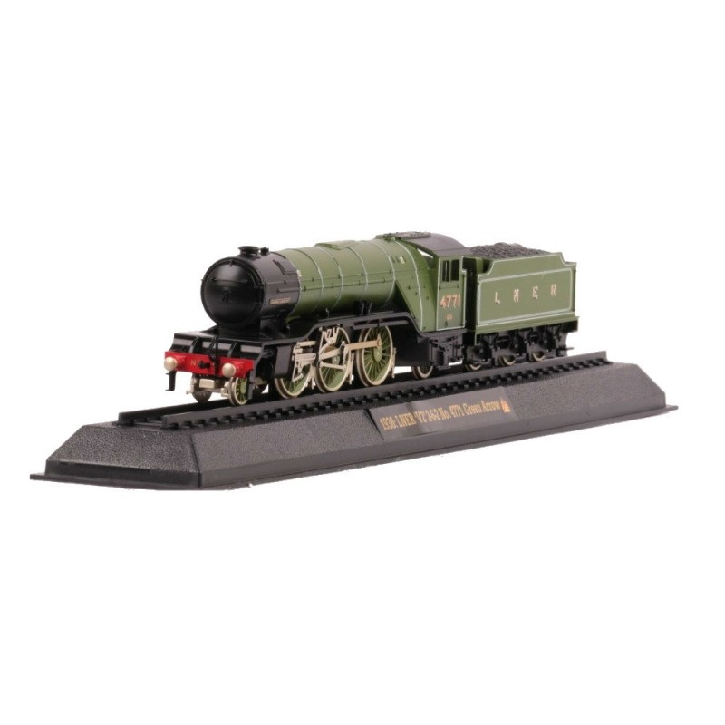 Locomotive Celebre Nr.28 - Green Arrow Clasa 2 , 1:76 Amercom