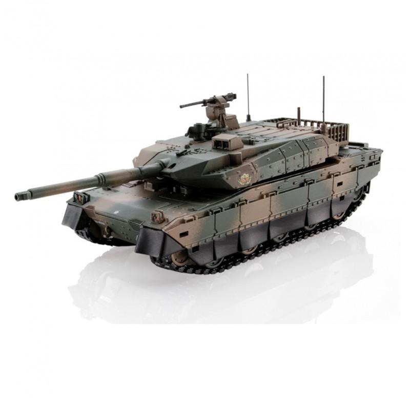 Colectie machete militare Armata Japoneza, Tanc Mitsubishi Tip 10 Hitomaru #02, 1:72 Deagostini