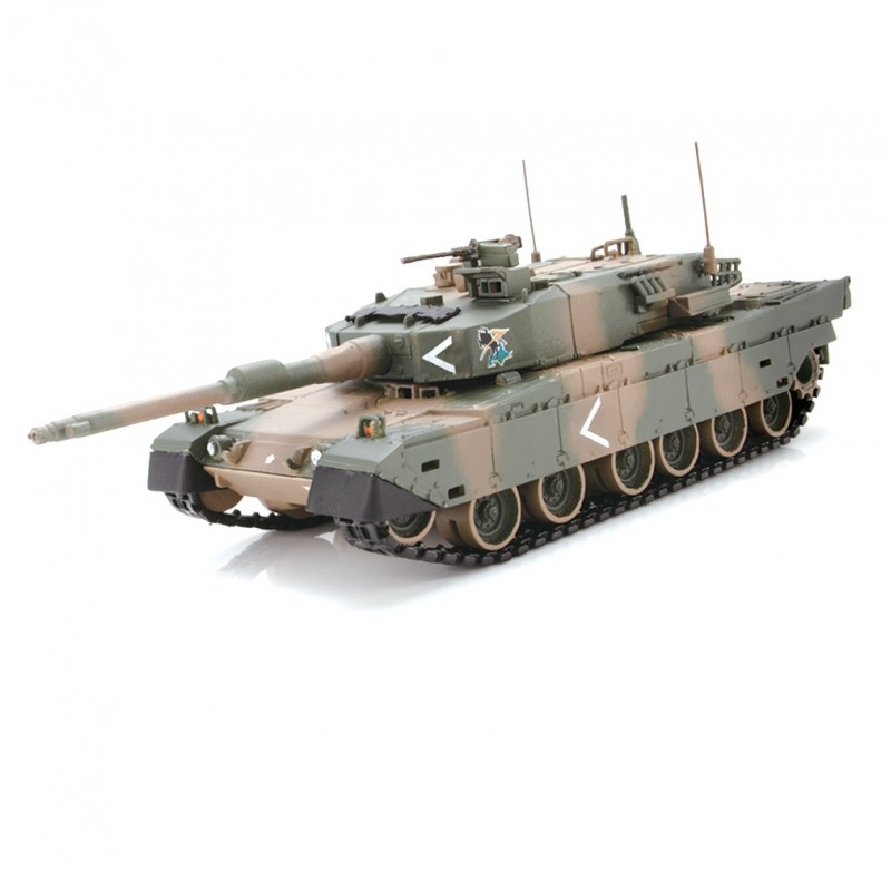 Colectie machete militare Armata Japoneza, Tanc Mitsubishi Tip 90 #05, 1:72 Deagostini