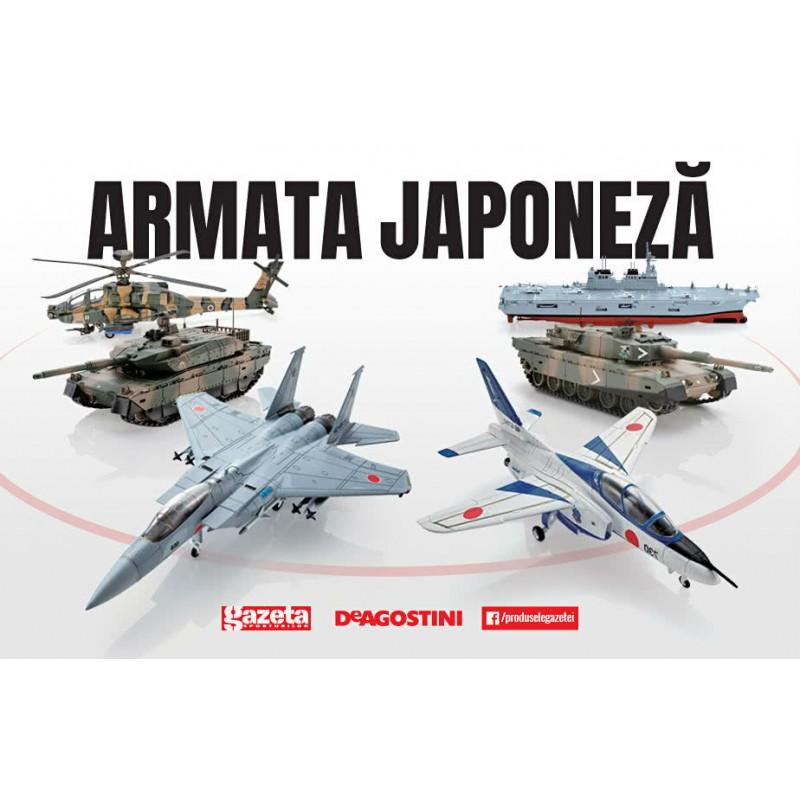 Abonament Colectie machete militare Armata Japoneza - Deagostini