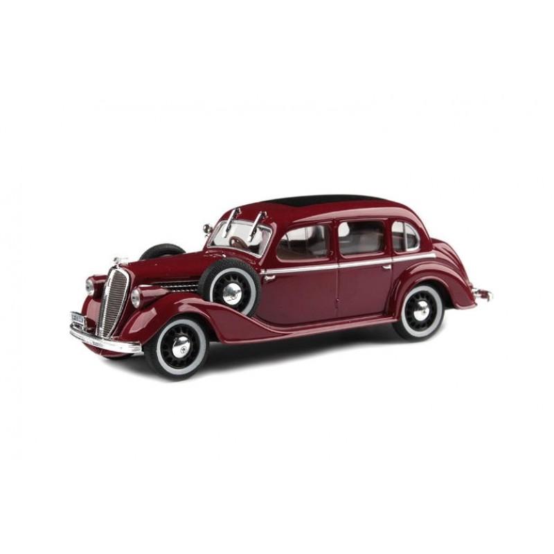 Macheta auto Skoda Superb 913 1938 visiniu, 1:43 Abrex