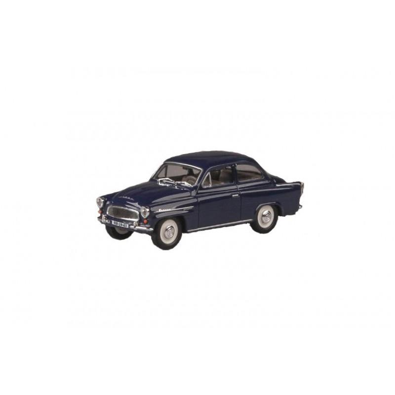 Macheta auto Skoda Octavia 1963 albastru, 1:43 Abrex