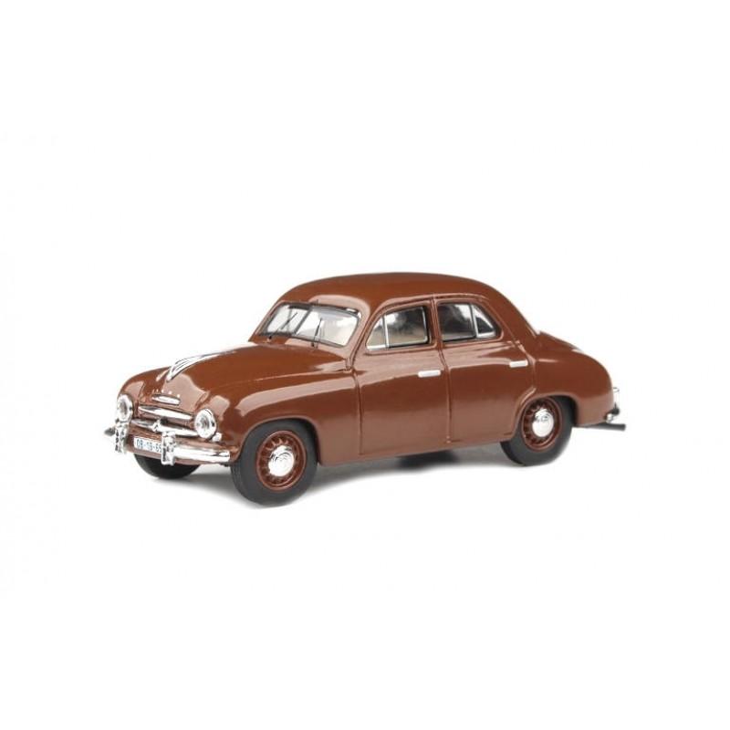 Macheta auto Skoda 1201 1956 maro, 1:43 Abrex