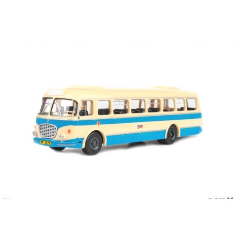 Macheta autobuz Skoda 706 RTO Cehoslovacia, 1:43 Abrex