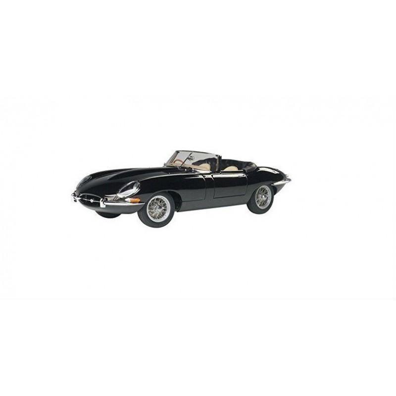 Macheta auto Jaguar E-Type Roadster i 3.8 (1961) verde, 1:18 Autoart