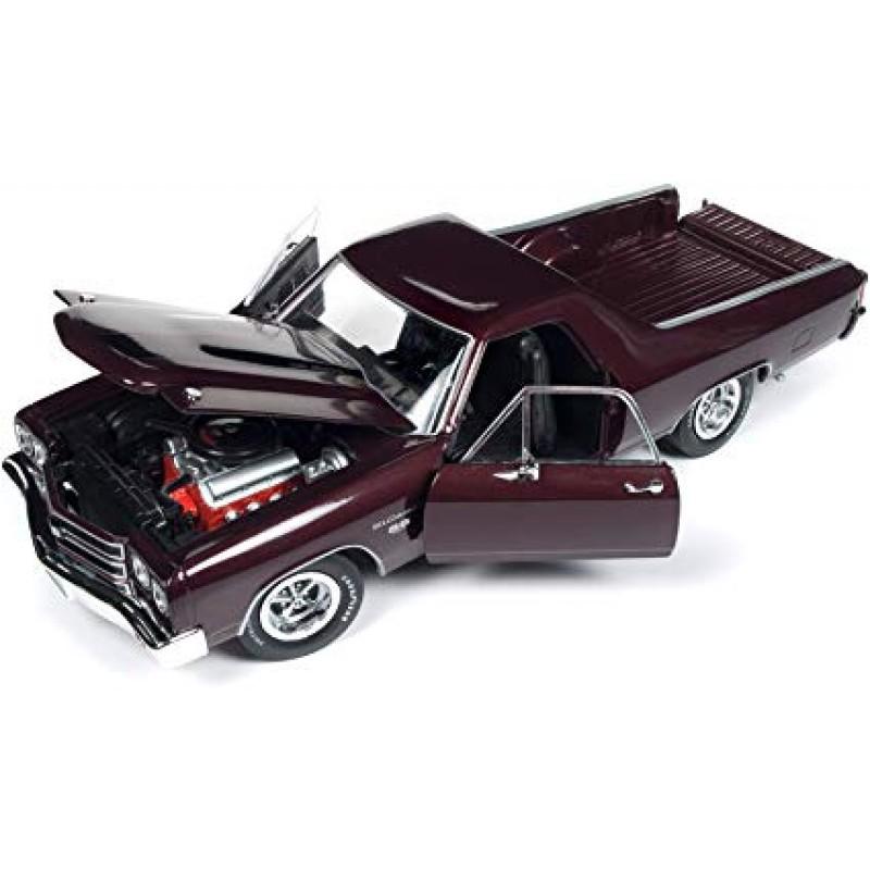 Macheta auto Chevrolet El Camino Pick-up 1970, 1:18 Autoworld