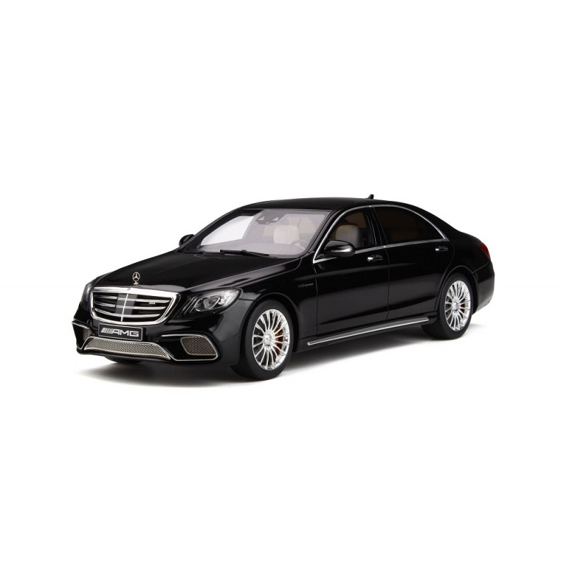 Macheta auto Mercedes Benz S-Class S65 AMG Phase 2 2017, 1:18 GT Spirit