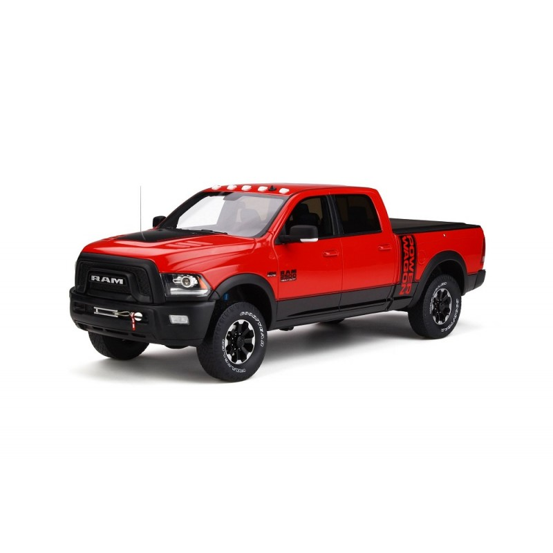 Macheta auto Ram 2500 Power Wagon 2017, 1:18 GT Spirit