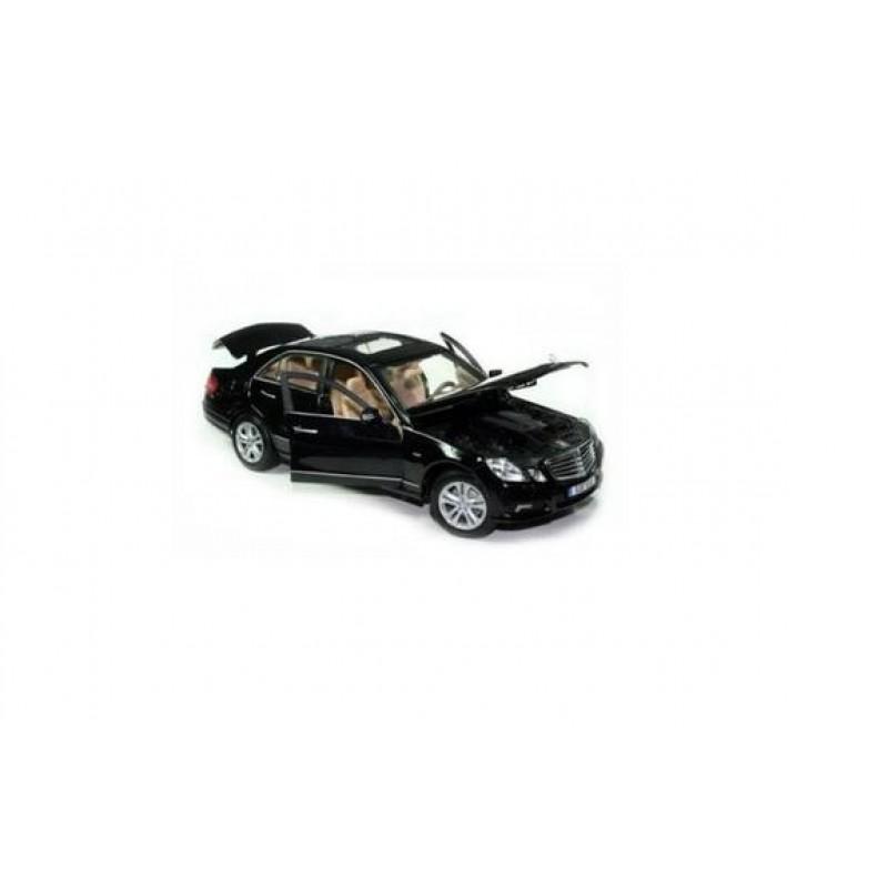 Macheta auto Mercedes Benz E-Class negru 2009, 1:18 Maisto