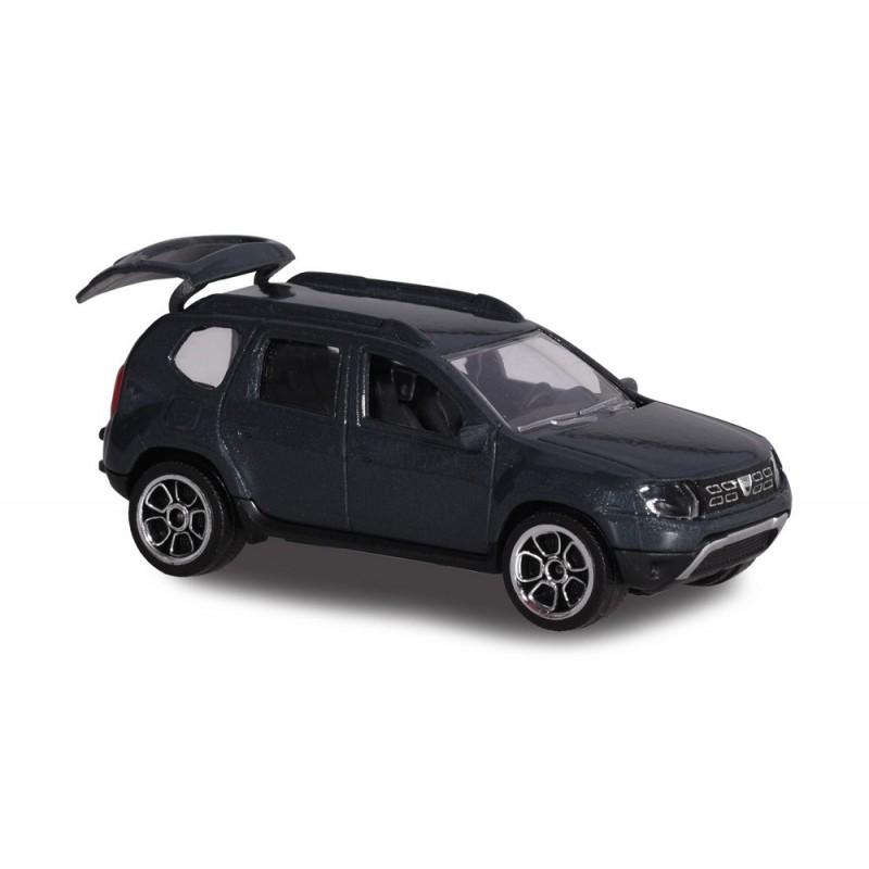 Macheta auto Dacia Duster gri 2015 , 1:64 Majorette