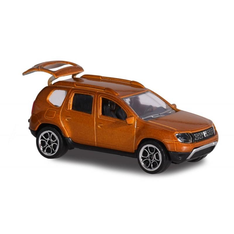 Macheta auto Dacia Duster maro deschis 2015 , 1:64 Majorette