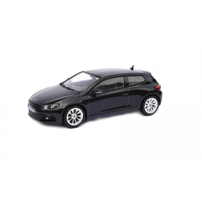 Macheta auto Volkswagen Scirocco negru 2012 1:43 Norev