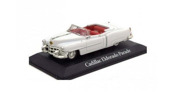 1:43 Norev Cadillac V-16 Harry Truman 1948 black