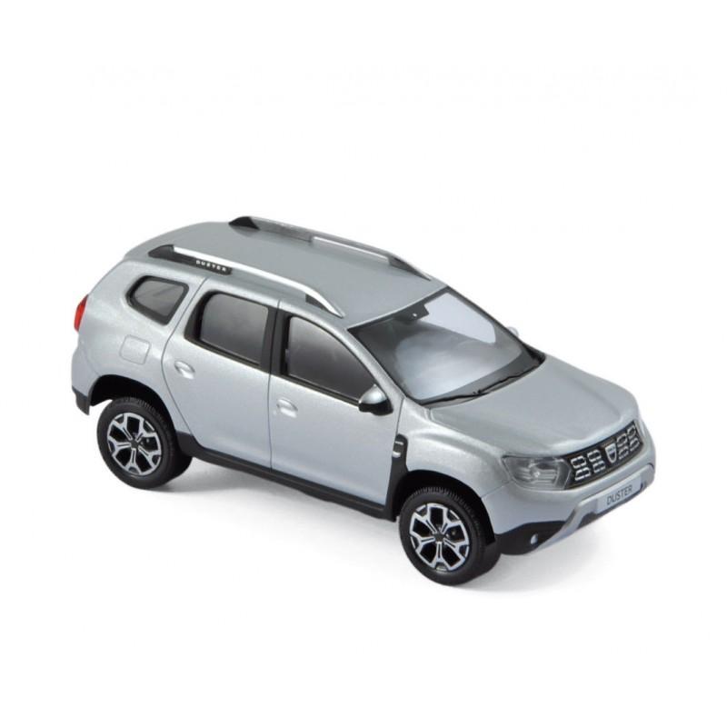 Macheta auto Dacia Duster 2018 gri, 1:43 Norev