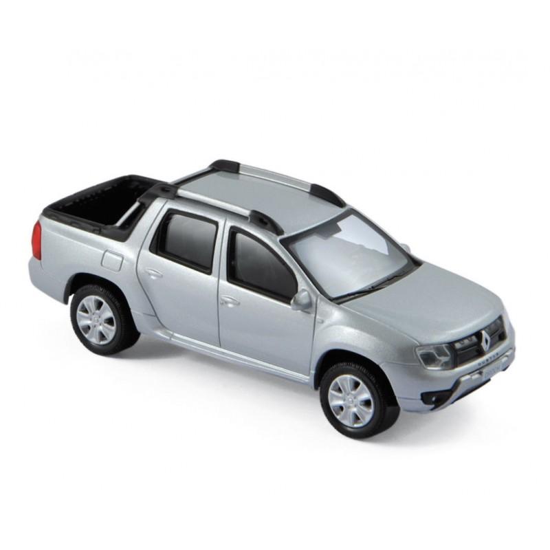 Macheta auto Dacia / Renault Duster Oroch 2016 gri, 1:43 Norev