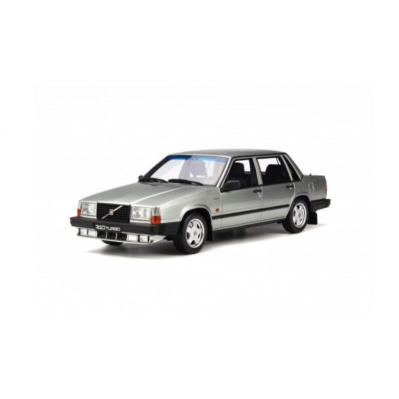Macheta auto Volvo 740 Turbo 1987, 1:18 Otto Models