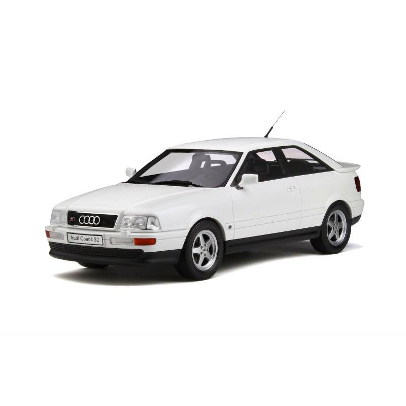 Macheta auto Audi S2 1991, 1:18 Otto Models