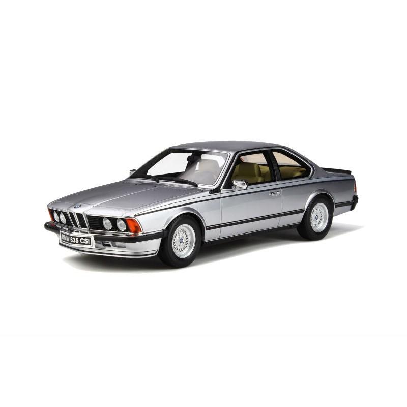 Macheta auto BMW E24 635 CSI 1982, 1:18 Otto Models