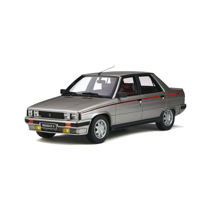 Macheta auto Renault 9 Turbo Ph.1 1984, 1:18 Otto Models