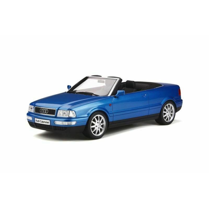 Macheta auto Audi 80 Cabrio 1998, 1:18 Otto Models