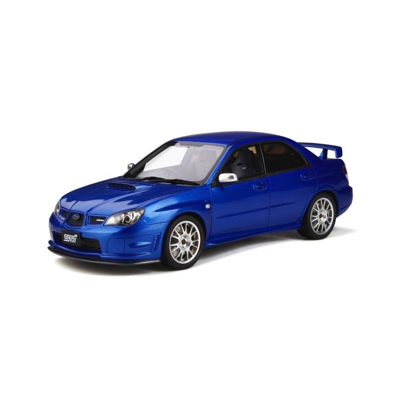 Macheta auto Subaru Impreza STI S204 WRX  2006, 1:18 Otto Models