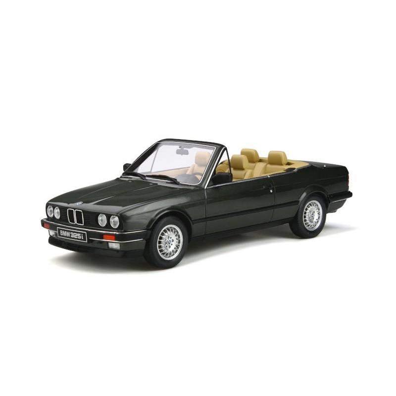 Macheta auto BMW E30 325I decapotabil 1988, 1:18 Otto Models