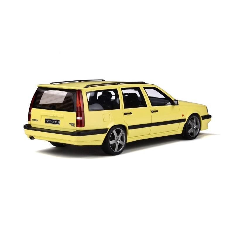 Macheta auto Volvo 850 T5-R Estate 1995, 1:18 Otto Models