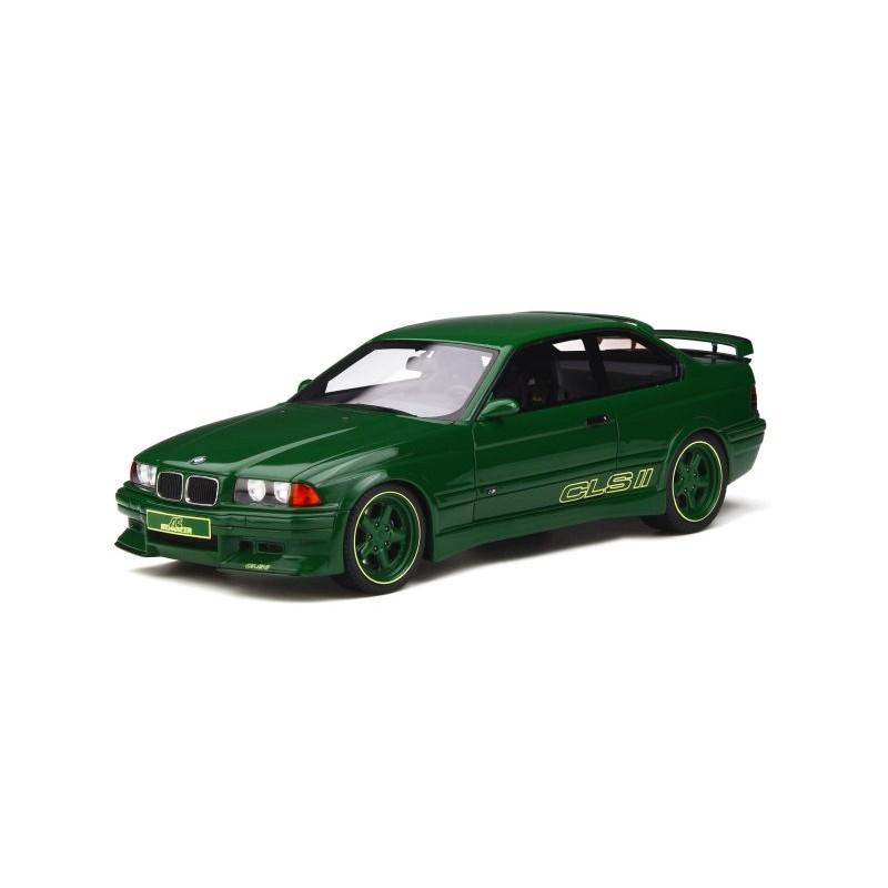 Macheta auto BMW E36 CLS II AC Schnitzer 1995, 1:18 Otto Models