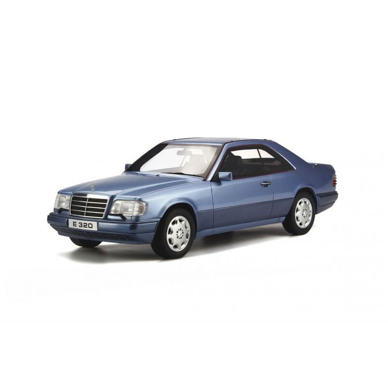 Macheta auto Mercedes-Benz (C124) E320 Coupe, 1:18 Otto Models
