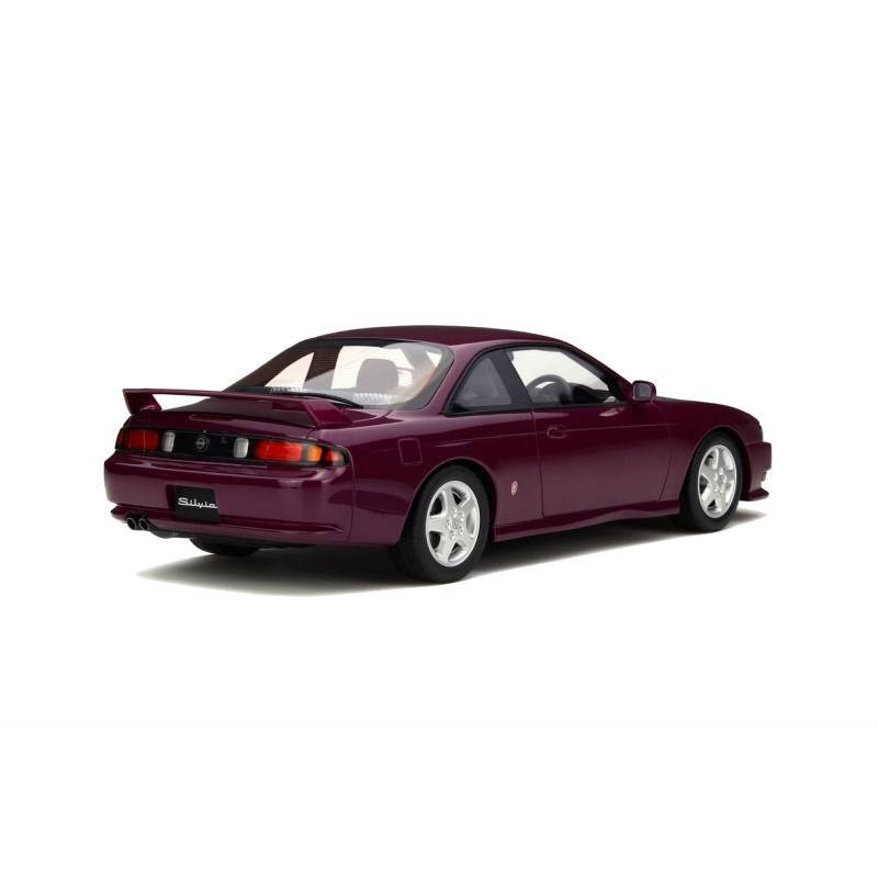Macheta auto Nissan Silvia S14A, 1:18 Otto Models