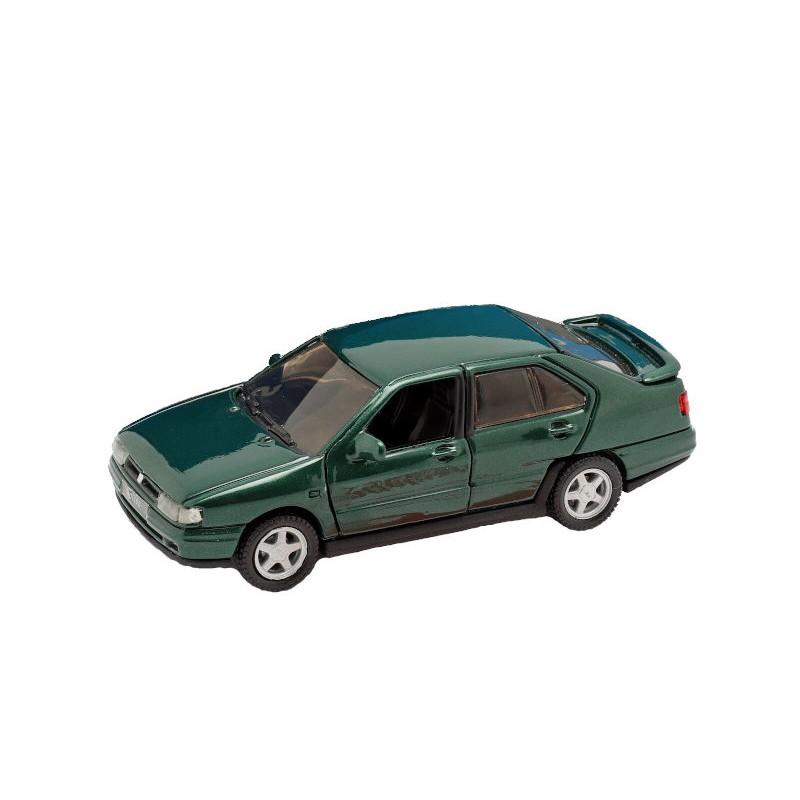 Macheta auto Seat Toledo I verde 1991-1998, 1:43 AHC – dealer model