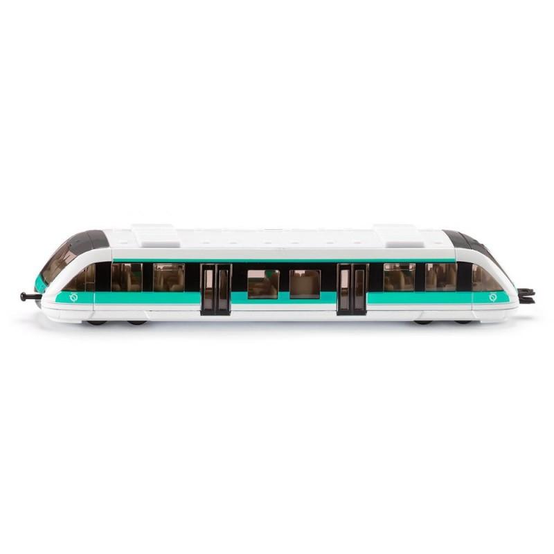 Macheta Tren Bombardier RATP 1:120, Siku 1646
