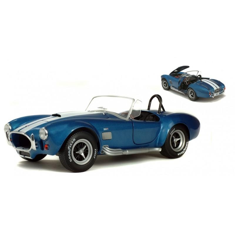Macheta auto AC COBRA 427 MKII albastru 1965, 1:18 Solido
