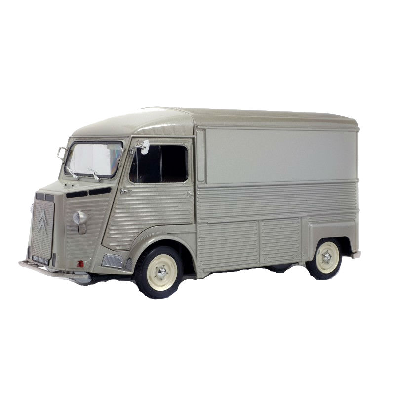 Macheta auto Citroen HY CIVIL 1969, 1:18 Solido