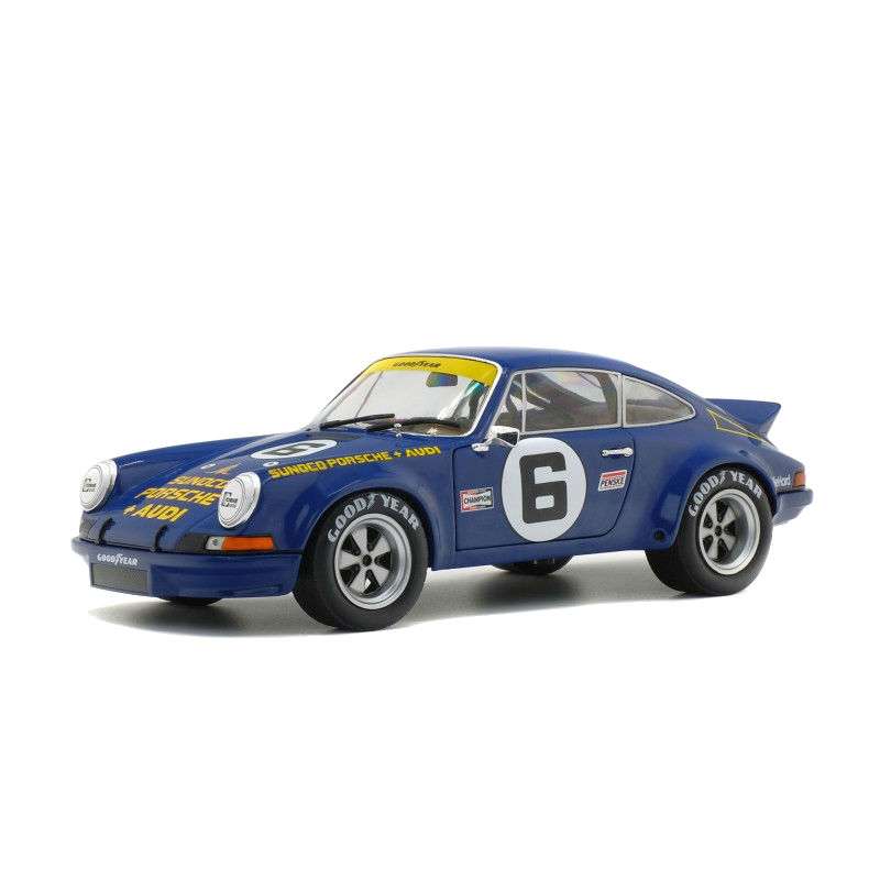 Macheta auto Porsche 911 RSR 24H OF DAYTONA #6 1963 LE 1500pcs, 1:18 Solido