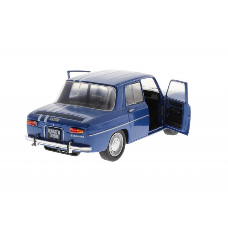 Macheta auto Renault 8 Gordini 1100 1967, 1:18 Solido