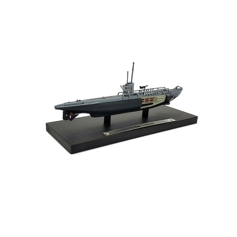 Macheta nava submarin U59 1940, 1:350 Atlas